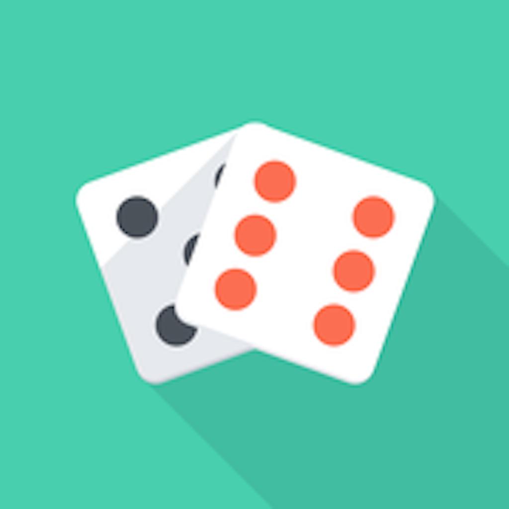 app iOS Lancia i dadi